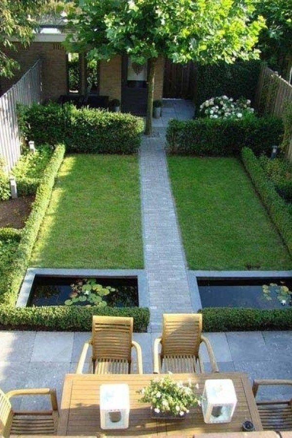 Creative Backyard Ideas For Landscape Architecture Inspirations 09