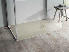 Piatto doccia filo pavimento in Aquatek ONDA - IdeaGroup