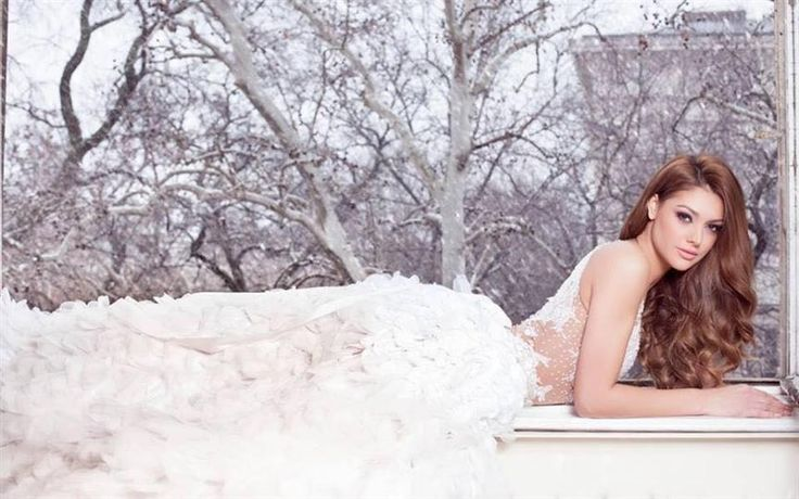 Edina Kulcsar Miss World 2014 First Runner-up