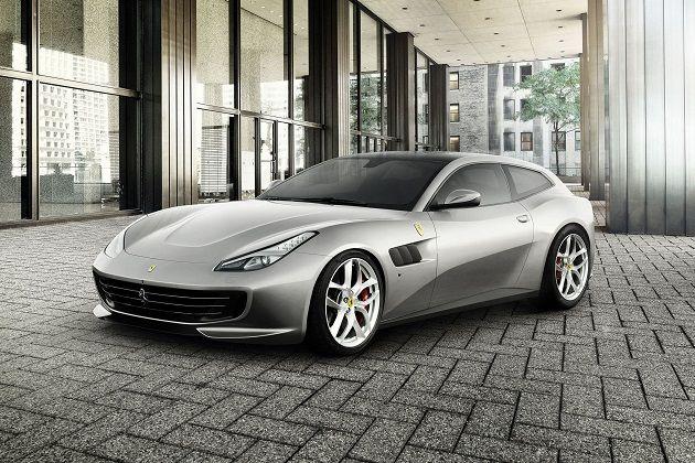 フェラーリ、「GTC4ルッソ T」を発表 V12エンジンと4輪駆動からV8ターボと後輪駆動に変更