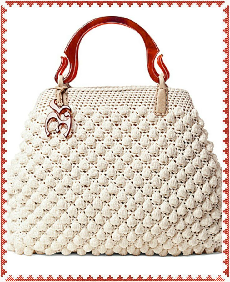 See How To Make This Beautiful Bag pattern shop!!! ~ Crochet patterns