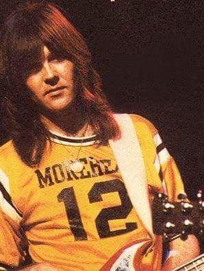 Randy Meisner of The Eagles during Don Kirshner's Rock Concert, ...