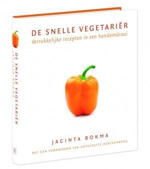 Nieuwnieuwnieuw kookboek door foodinspirator Jacinta Bokma!  Check hier recept voor 3-minuten brownies.