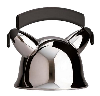 Alessi Mama O Kettle Has Fun Design