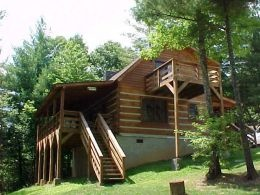 Romantic Getaway Cabins in North Carolina