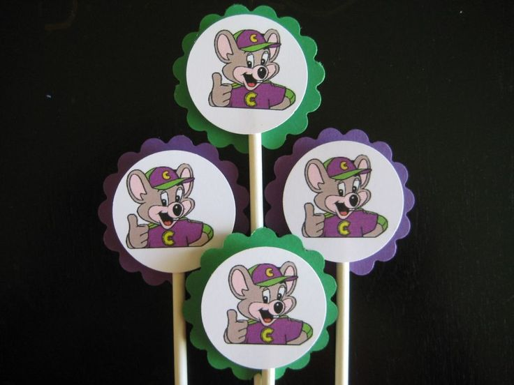 11 best Chuck E Cheese Birthday Party images on Pinterest Chuck