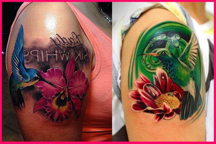 Tatuajes de Colibríes, Videos de Tatuajes de Colibríes, Fotos de Tatuajes de Colibríes, Mejores Tatuajes de Colibríes, Diseños de Tatuajes de Colibríes, Videos de Tatuajes de Colibríes