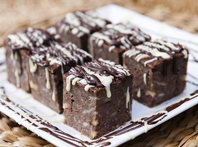 Pudim de Pão com Chocolate