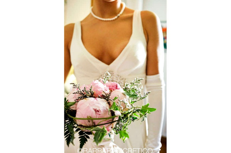 Barbara Di Cretico Photography | bride flowers
