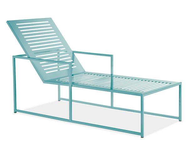 Cruz Chaise   Chairs U0026 Chaises   Outdoor   Room U0026 Board