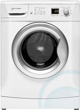 $548 6kg Front Load Fisher & Paykel Washing Machine WH60F60WV1