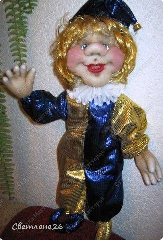 Кукла для детской + мастер-класс каркас для куклы Шитьё