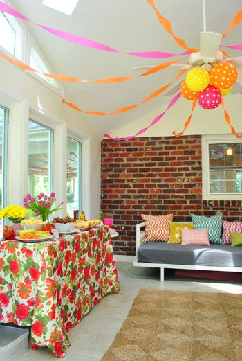 Ceiling Decorating Ideas 99 best party ceiling decor images on pinterest | birthday party