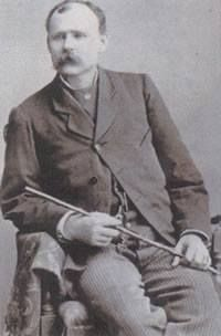 "Though his name isn't as widely known as that of Hickok, Billy The Kid or Doc Holliday, the greatest of all the old west gunfighters was Ben Thompson. Gunman, gambler, soldier on both sides of the border and Austin lawman, his life and death are the stuff of legend. ""It is doubtful if in his time there was another man living who equalled him with a pistol in a life-and-death struggle"" -Bat Masterson"