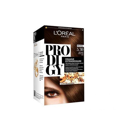 prodigy coloration permanente prodigy monvanityideal coloration permanente couvre prodigy cheveuxblancs - Coloration Permanente