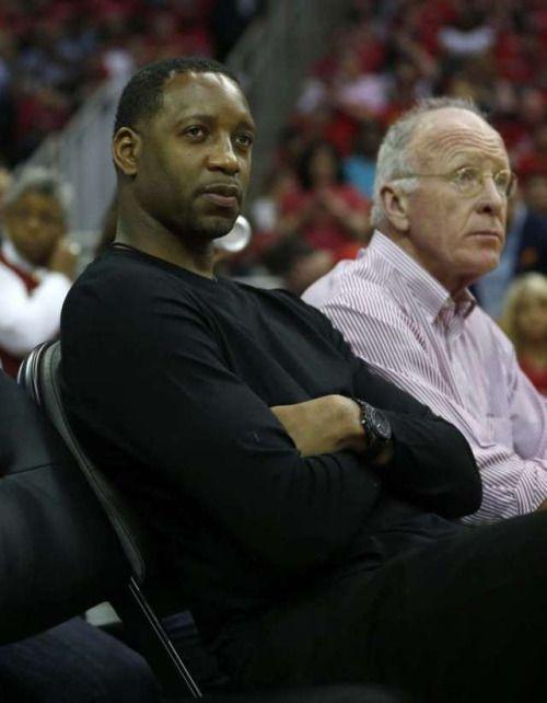 Former Rockets star Tracy McGrady joining ESPN #TracyMcGrady... #TracyMcGrady: Former Rockets star Tracy McGrady joining… #TracyMcGrady