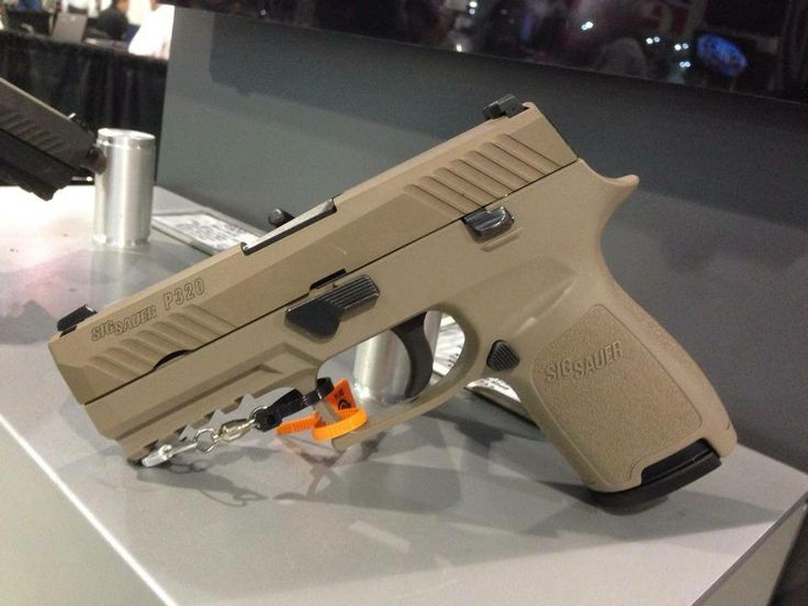 Sig Sauer P320 Carry Flat Dark Earth
