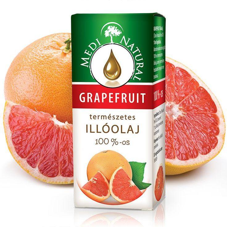 GRAPEFRUIT ILLÓOLAJ (Citrus paradisi)