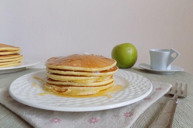 pancakes (ricetta perfetta)