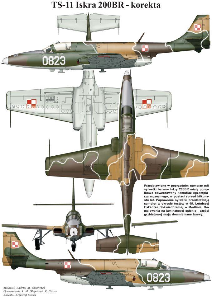 TS-11 Iskra 200 BR
