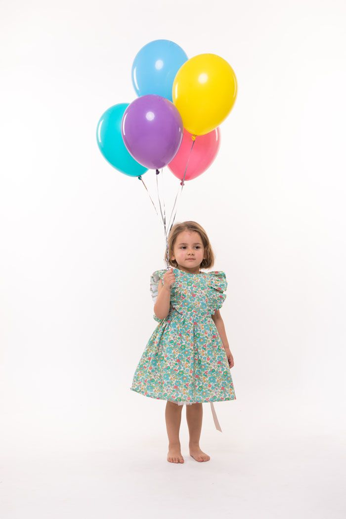 07a8b6fe6d9 The Little Cloth Shop launches spring summer collection of flower girl and  page boy outfits