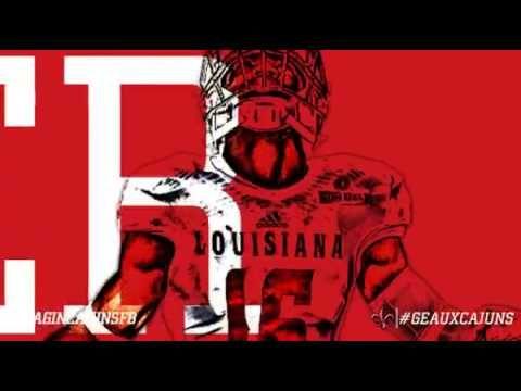 Louisiana-Lafayette Football