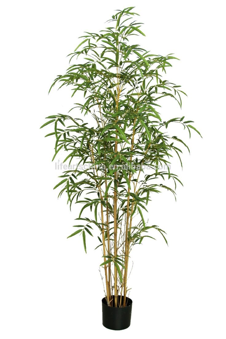 Hot sale artificial bamboo tree bamboo plant 160cm bamboo tree 7 trunks