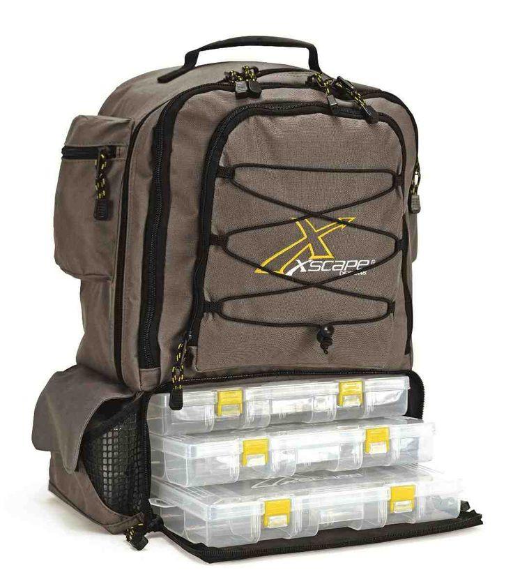 Backpack Fishing Tackle Bag 1