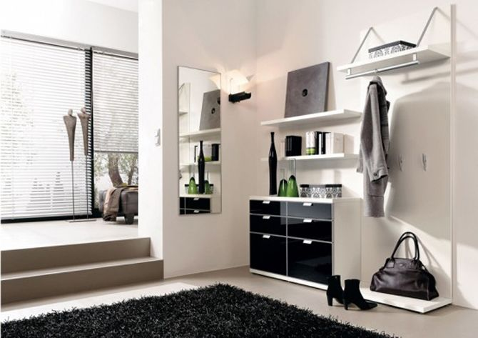 Modern Ergonomic Apartment Hall Furniture Design – Hulsta. More ideas here