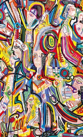 Comment définir l'expressionnisme abstrait ? | Artsper