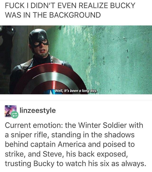 Captain America: Civil War Steve and Bucky
