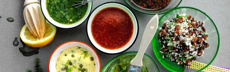 Grillmarinade - 6 forskellige marinade opskrifter - se dem her