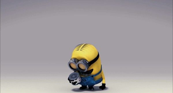 Dave - Minions Despicable Me 2 wallpaper