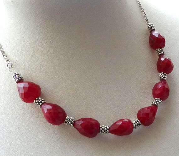 Red necklace                                                                                                                                                                                 More