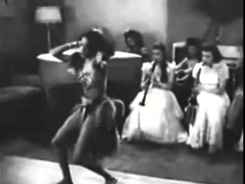 ▶ Big Timers 1945 All American Girl Band + Gertie Saunders + Francine Everett (excerpt) - YouTube