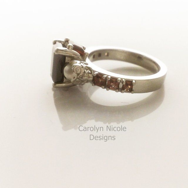 1000 images about Skull engagement ring on Pinterest