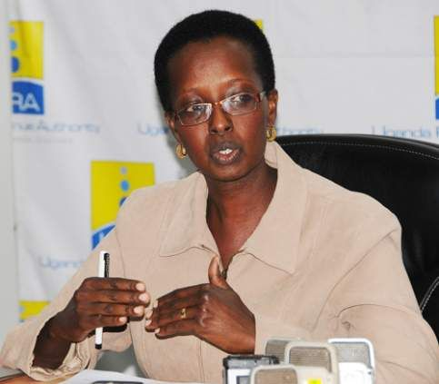 The former Commissioner General of the Uganda Revenue Authority (URA), Allen Kagina has been appointed the new Uganda National Roads Authority (UNRA) boss.