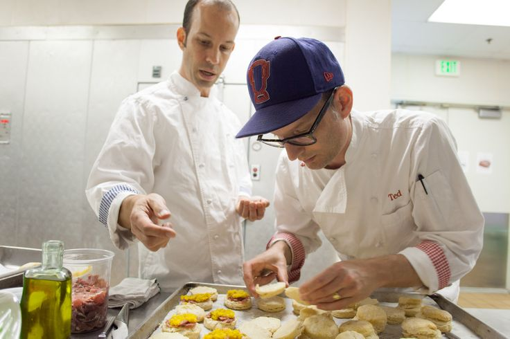 The Lee Bros. Culinary Experience at Wild Dunes Resort. #meetinthewild #charleston Plan yours today: http://www.wilddunes.com/blog/meet-in-the-wild-experience-charleston-in-good-taste-book-a-private-dining-event-hosted-by-the-lee-bros-?&m=0&utm_source=social&utm_medium=social&utm_campaign=meetinthewild