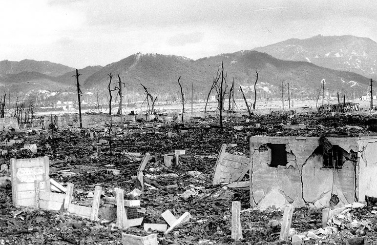 the history of hiroshima after the bombing in 1945 A nuclear bomb victim lies in quarantine on the island of ninoshima in hiroshima, japan, 9,000-meters from the epicentre on august 7, 1945, one day after the bombing by the united states picture.