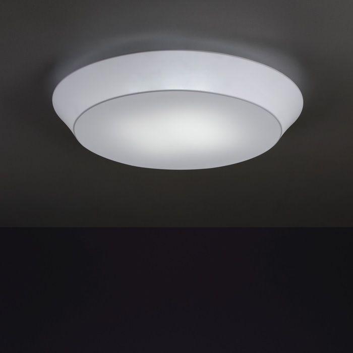 Lampara De Techo Plafon De Tela Blanca Elastica Surface