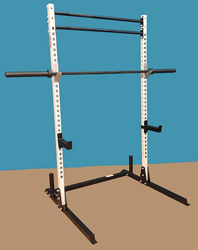 Tds Mega Open Rack Squat Stand Gym With 2 Chin Up Bars Review
