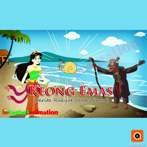 Keong Mas Audiobook Indonesia - Kategori Cerita Rakyat & Legenda Indonesia, bisa anda dengarkan lewat aplikasi AudioBuku. Unduh aplikasinya di playstore & appstore