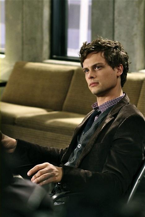 Dr. Reid.......inteligente y churro! que mas se puede pedir?