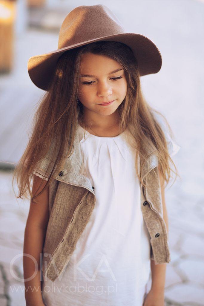 Beauty fashion hat