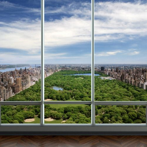 Central Park: Centralpark, New York Cities, Towers, Penthouses, The View, Real Estates, Central Parks, Apartment, Newyork