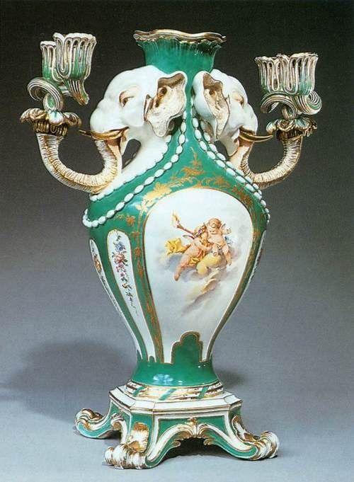 Elephant-head vase - Google Search