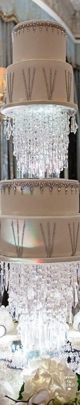 Luxury Wedding Cake | LOLO❤︎