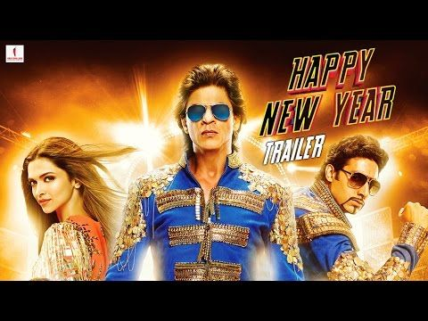 HAPPY NEW YEAR - TRAILER with English Subtitles - Deepika Padukone | Sha...
