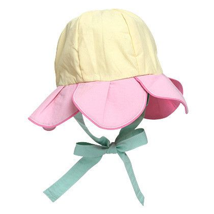 *Winnie's Water Lilly Hat (Reversible)