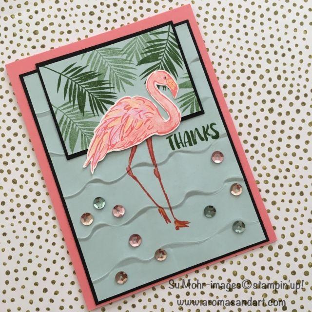 Открытки днем, открытка фламинго